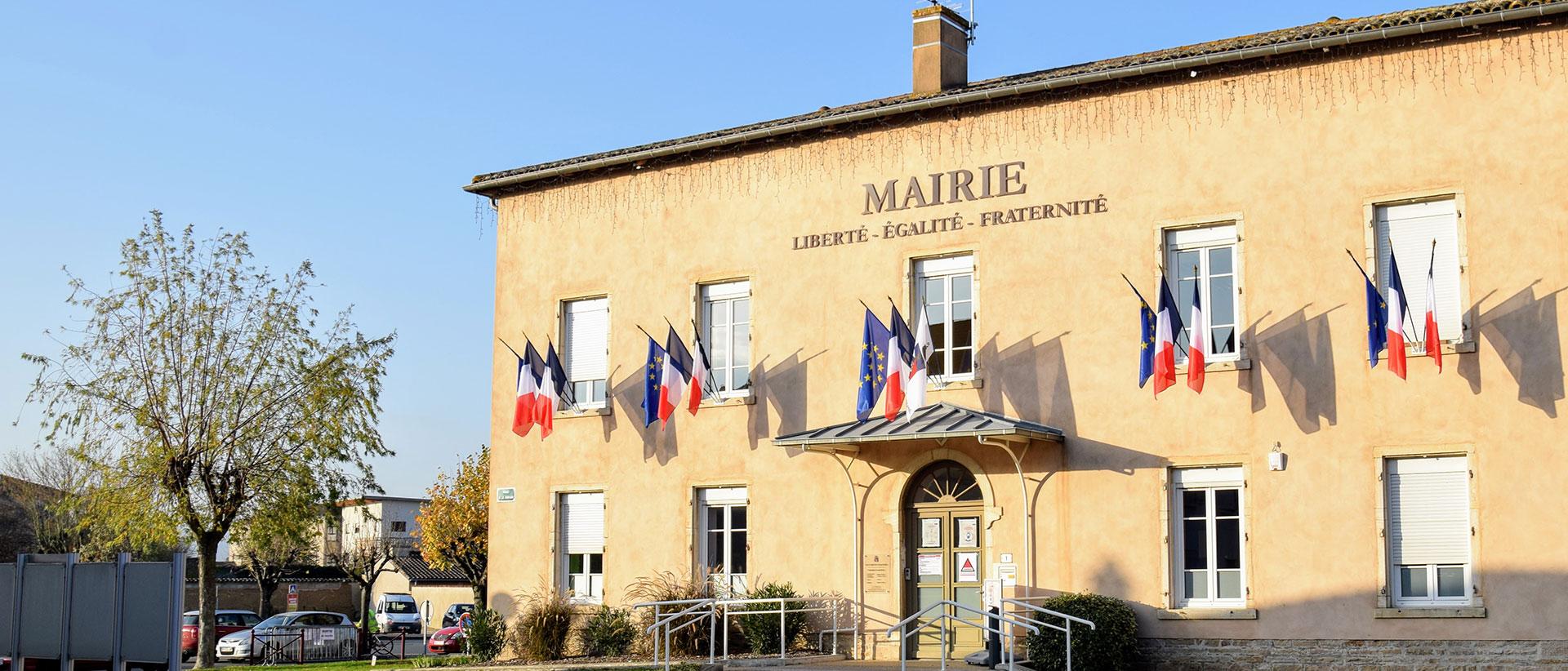 Mairie Saint Didier sur Chalaronne