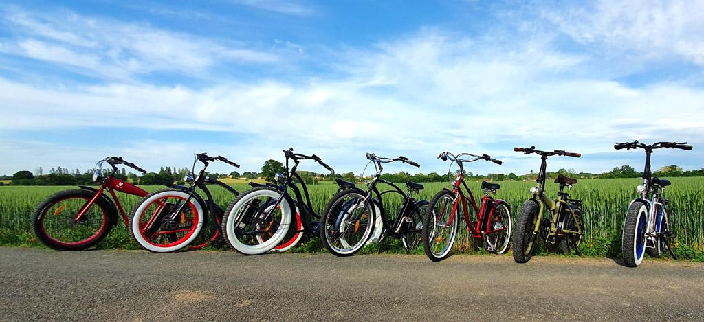 Fitch Bike - Location de vélos