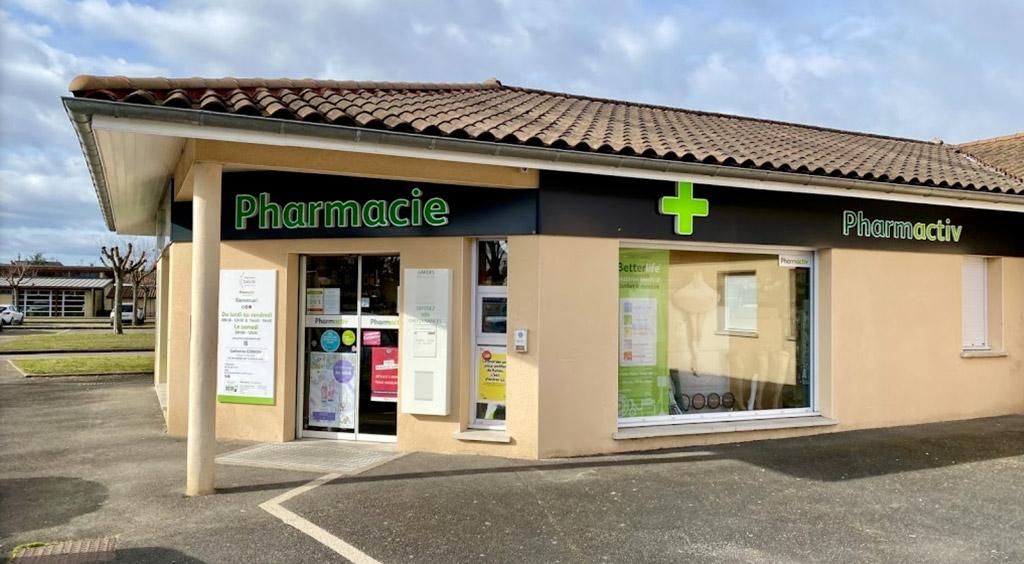 Pharmacie Davin