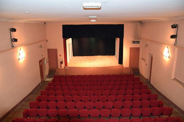 Théâtre du Foyer Paroissial